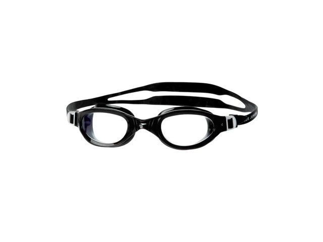 speedo Futura Plus Goggle Black/Clear